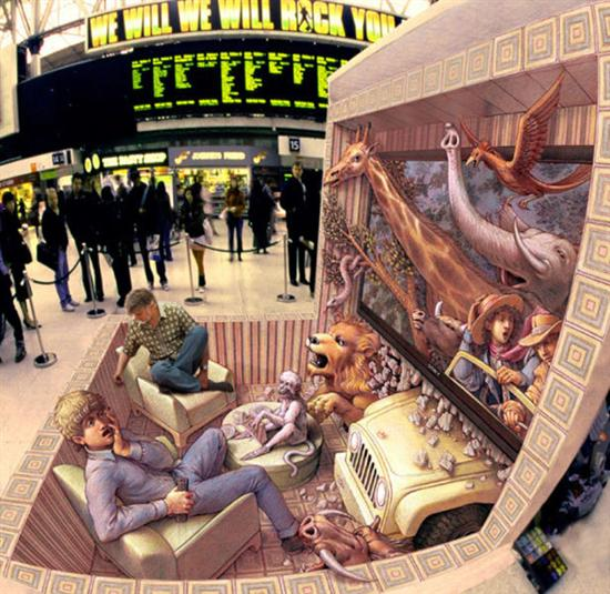 796106Amazing 3D Street Art 1