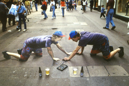 Coolest 3D Street Art 1