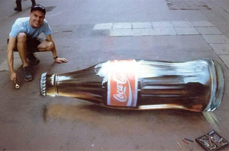 Coolest 3D Street Art 10