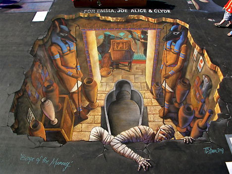Coolest 3D Street Art 12