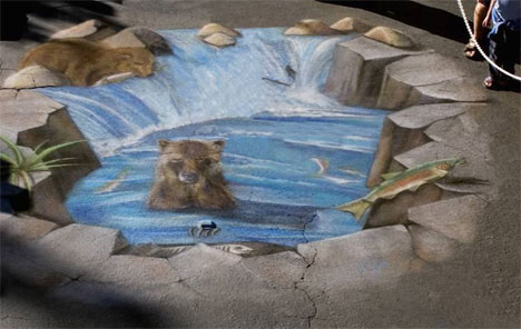 Coolest 3D Street Art 13