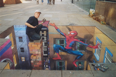 Coolest 3D Street Art 16