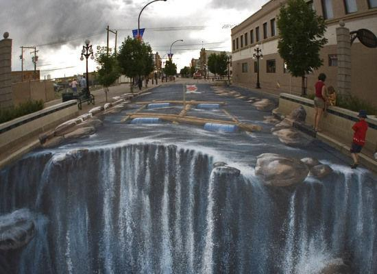 Coolest 3D Street Art 20