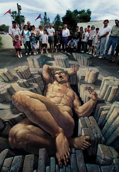 Coolest 3D Street Art 6