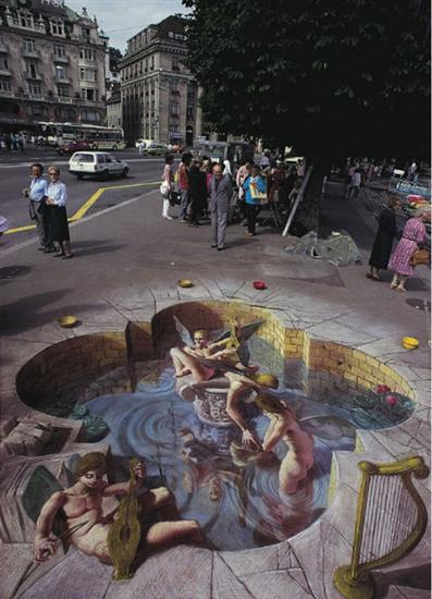 Coolest 3D Street Art 8