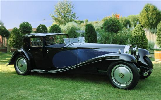 1931 Bugatti Royale Type 41 Kellner Coupe 1 Most Expensive Cars Ever as seen on CoolWeirdo.com