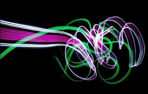 Coolest Light Painting 2 Coolest Light Painting as seen on CoolWeirdo.com