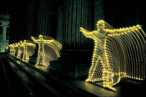 Coolest Light Painting 6 Coolest Light Painting as seen on CoolWeirdo.com