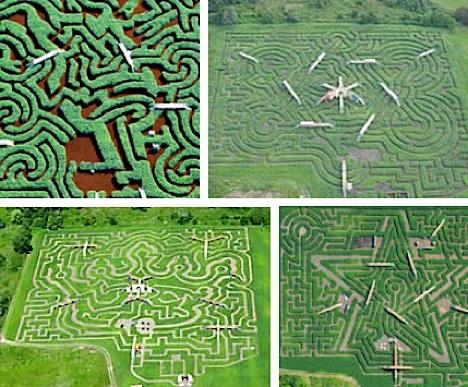 Davis Mega Maze