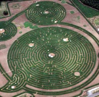 Reignac sur Indre maze