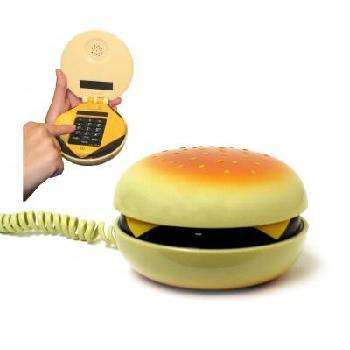hamburger phone