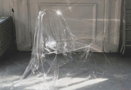 transparent cool chair