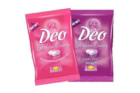 Deo Perfume Candy Edible Deodorant Candy as seen on CoolWeirdo.com