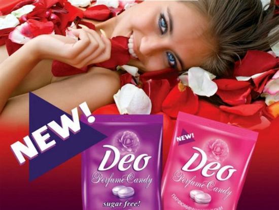 Deodorant Candy1 Edible Deodorant Candy as seen on CoolWeirdo.com