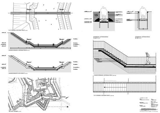moses bridge drawings