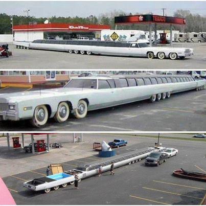 Worlds Longest Limousine 1