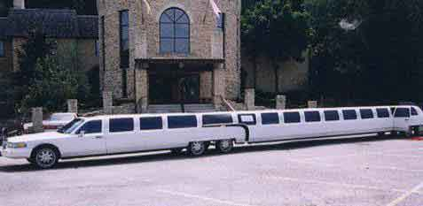 World S Longest Limousine