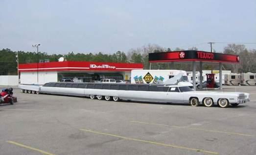 Worlds Longest Limousine 4