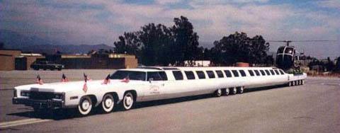 Worlds Longest Limousine 5