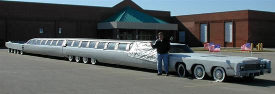Worlds Longest Limousine 6