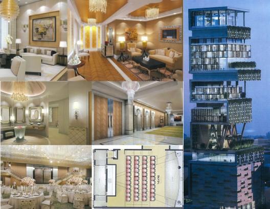 Antilla-Mumbai-India-expensive-house