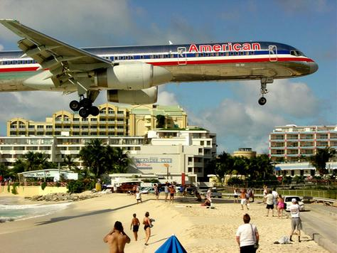 Princess Juliana Airport, Saint Maarten