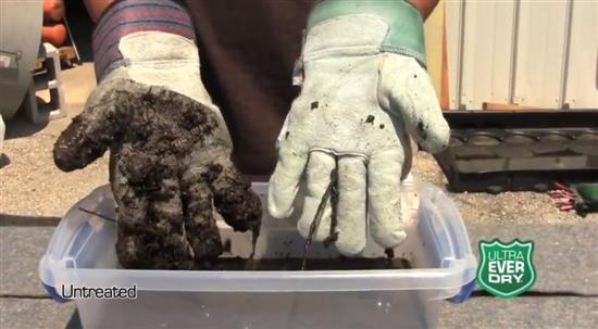 ultra-ever-dry gloves