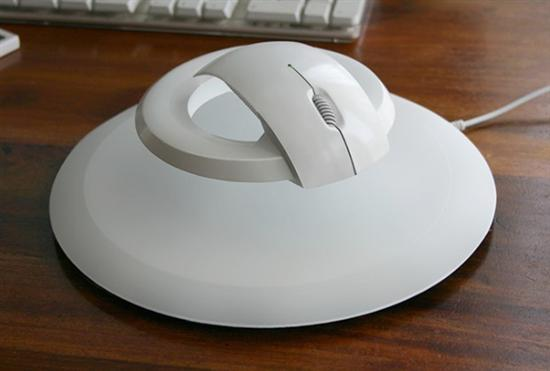 Bat levitating Computer Mouse 5