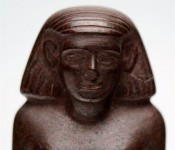Egyptian Statue Moves 1