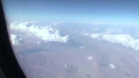 UFO Over Iran 2013 3 UFO Filmed Flying Over Iran 2013 as seen on CoolWeirdo.com