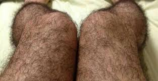 Weird Hairy Stockings 1