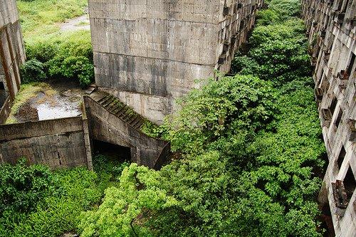 Abandoned cityofKeelungTaiwan 2