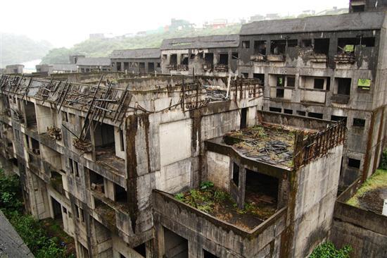 Abandoned cityofKeelungTaiwan 3