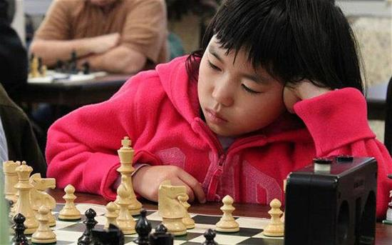 Carissa Yip youngest chess player1