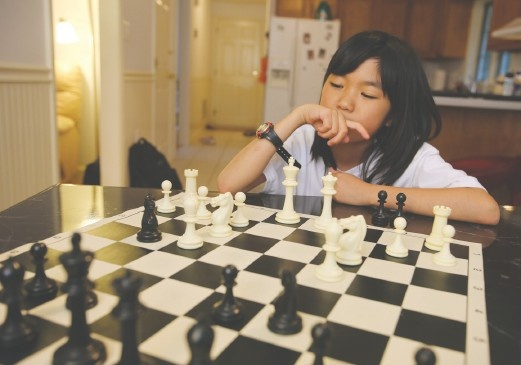 Carissa Yip youngest chess player2