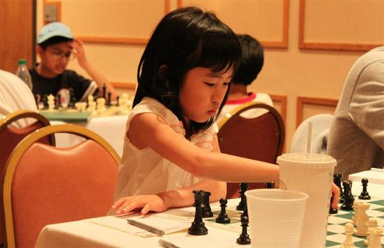 Carissa Yip youngest chess player5