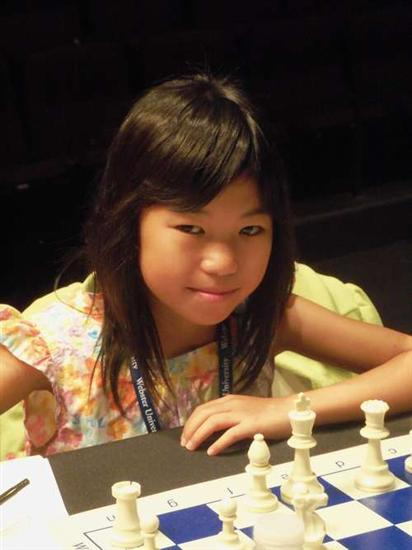 Carissa Yip youngest chess player6