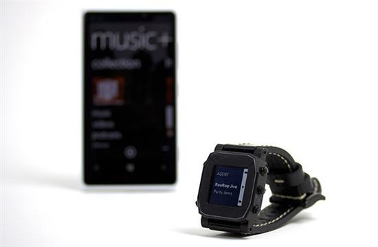 agent smartwatch 3