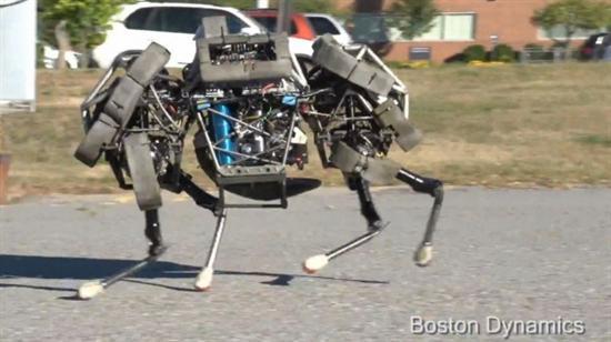 Boston Dynamics WildCat robot 11