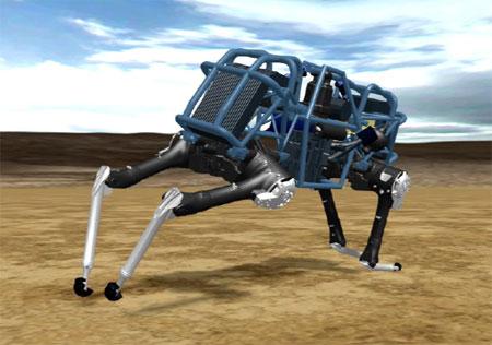 Boston Dynamics WildCat robot 2