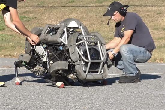 Boston Dynamics WildCat robot 31