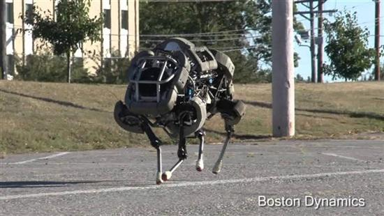 Boston Dynamics WildCat robot 51