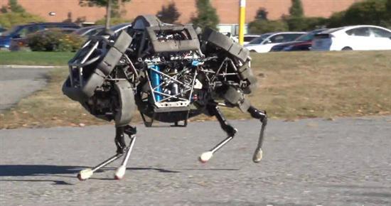 Boston Dynamics WildCat robot 61