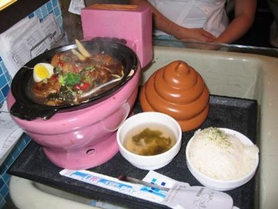 Modern Toilet Restaurant Taiwan2 Top 5 Weirdest Restaurants in the World as seen on CoolWeirdo.com