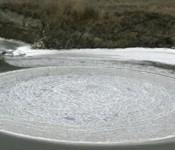 bizarre ice circle Sheyenne River 5 175x150