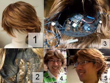 Japanese Smart Wig GPS 1