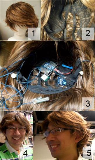Japanese Smart Wig GPS 4