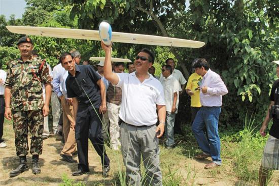 Protecting Wildlife drone1