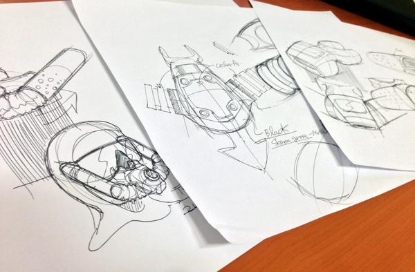 fish scuba mask 2
