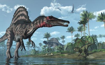 spinosaurus-hunting